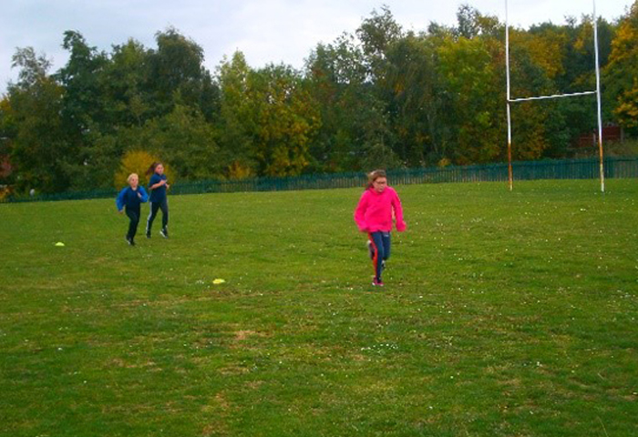 School running club